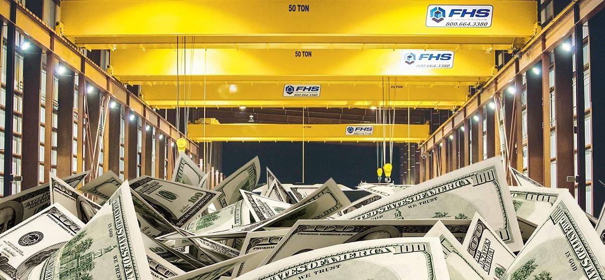 Overhead Crane Ownership: Hidden Costs