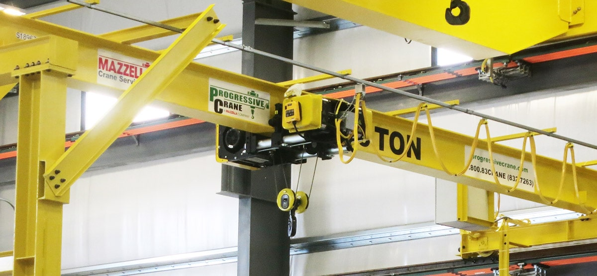 Overhead Crane Structure & Design: Measuring Obstruction Clearance