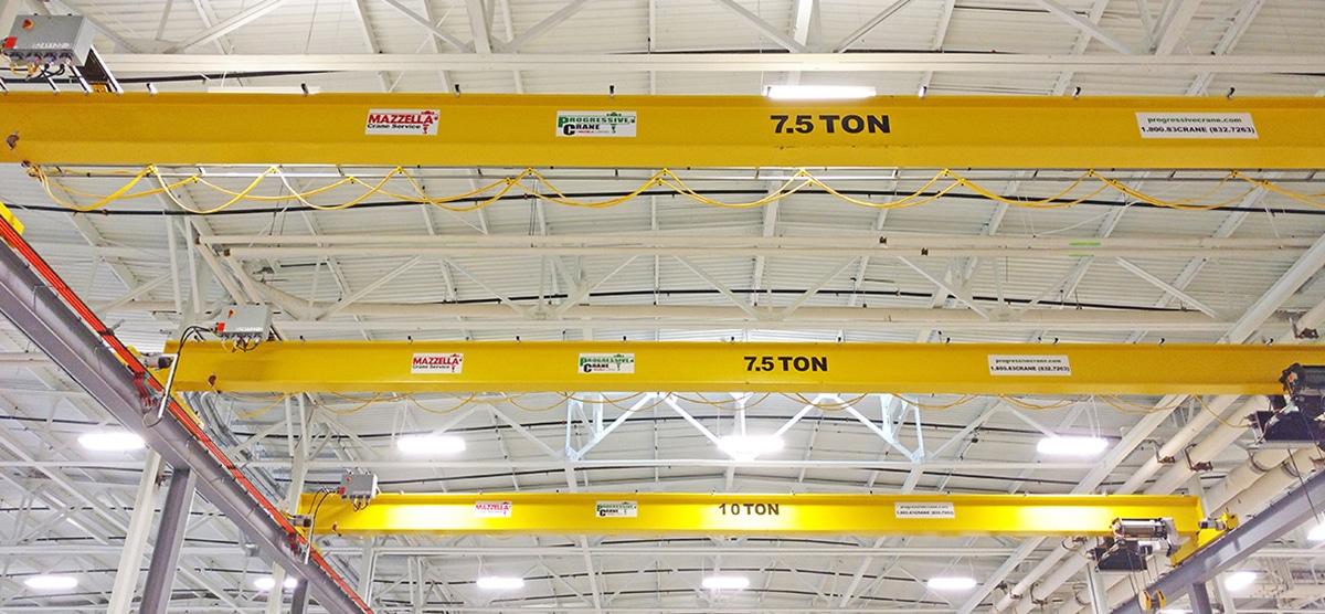 Overhead Crane Structure & Design: Top Running Cranes