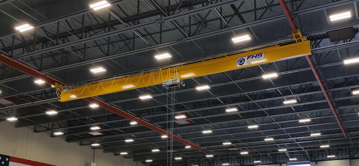 Overhead Crane Structure & Design: Under Running Cranes