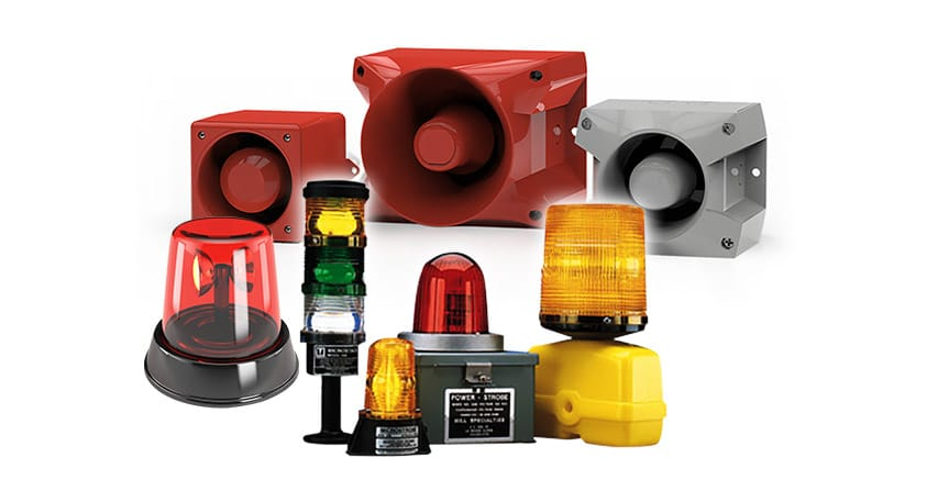 Overhead Crane Features & Technologies: Safety Systems Sirens