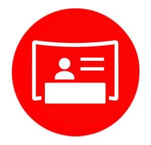 LiftingU: Tradeshows Icon
