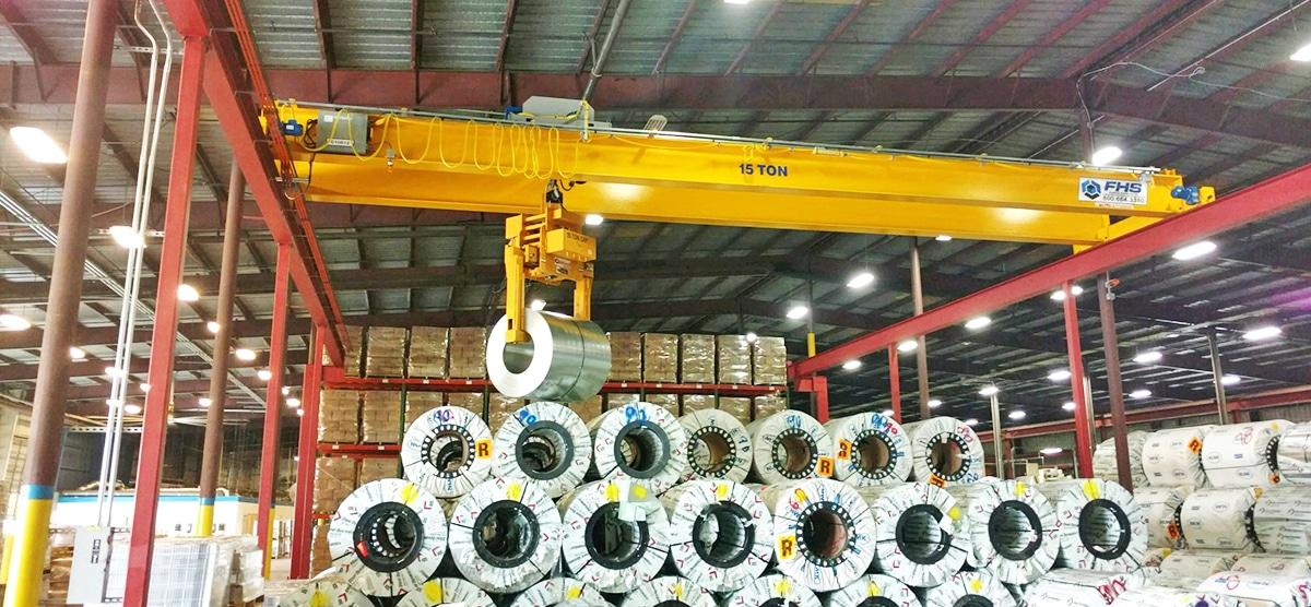 What Is An Overhead Crane: Bridge Cranes