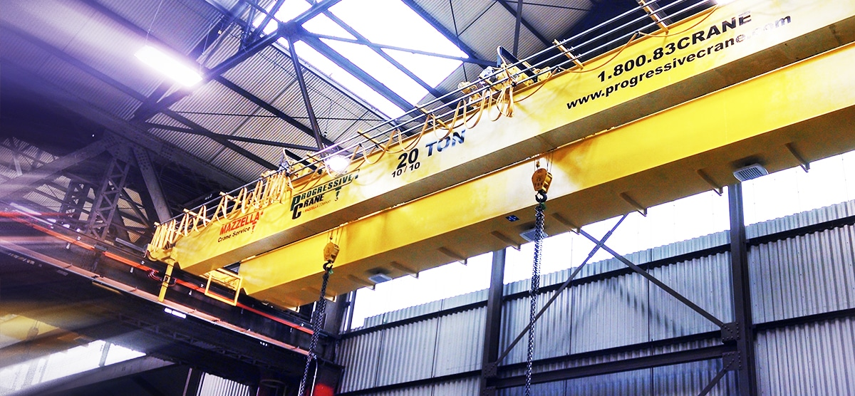 What Is An Overhead Crane: Determine Duty Cycle