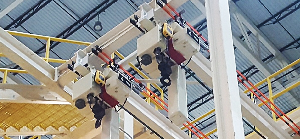 What Is An Overhead Crane: Monorail Cranes