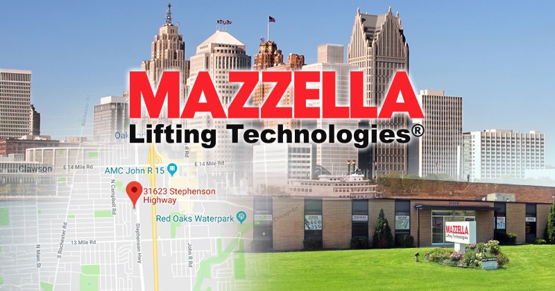 About the Mazzella Detroit Branch