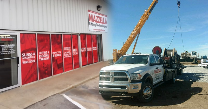 About the Mazzella Oklahoma City Branch