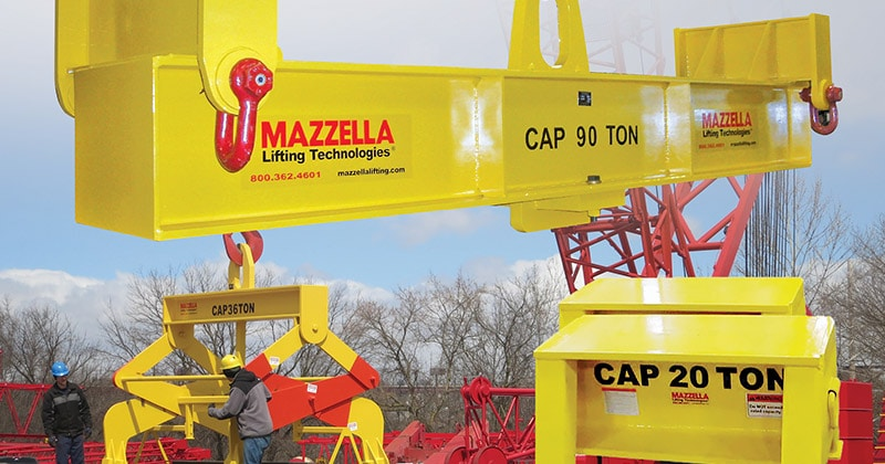 Mazzella Provides Below-The-Hook & Engineered Products