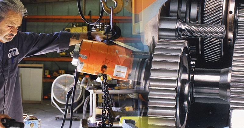 Mazzella Provides Hoist Parts & Hoist Repair