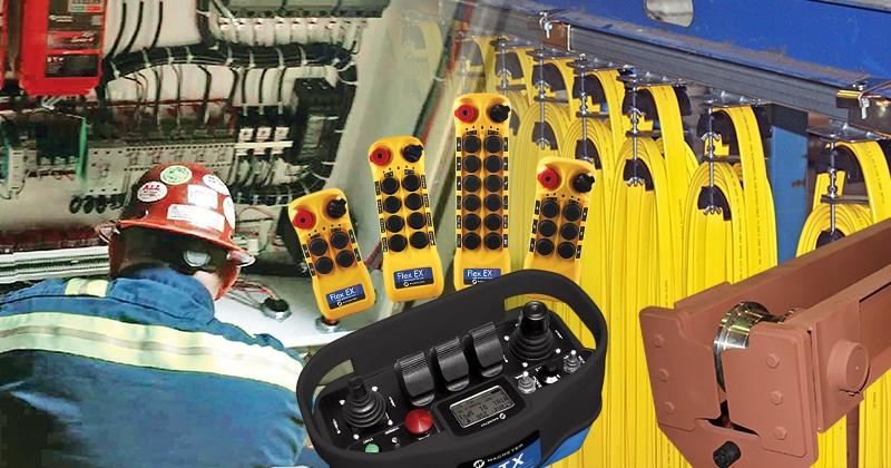 Mazzella Provides Process Cranes And Modernizations