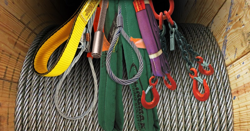 Mazzella Provides Wire Rope & Lifting Slings