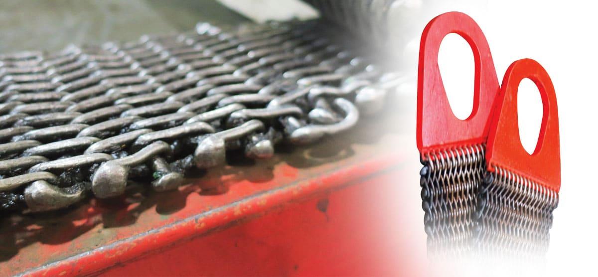 Metal Mesh Sling Basic Inspection Criteria