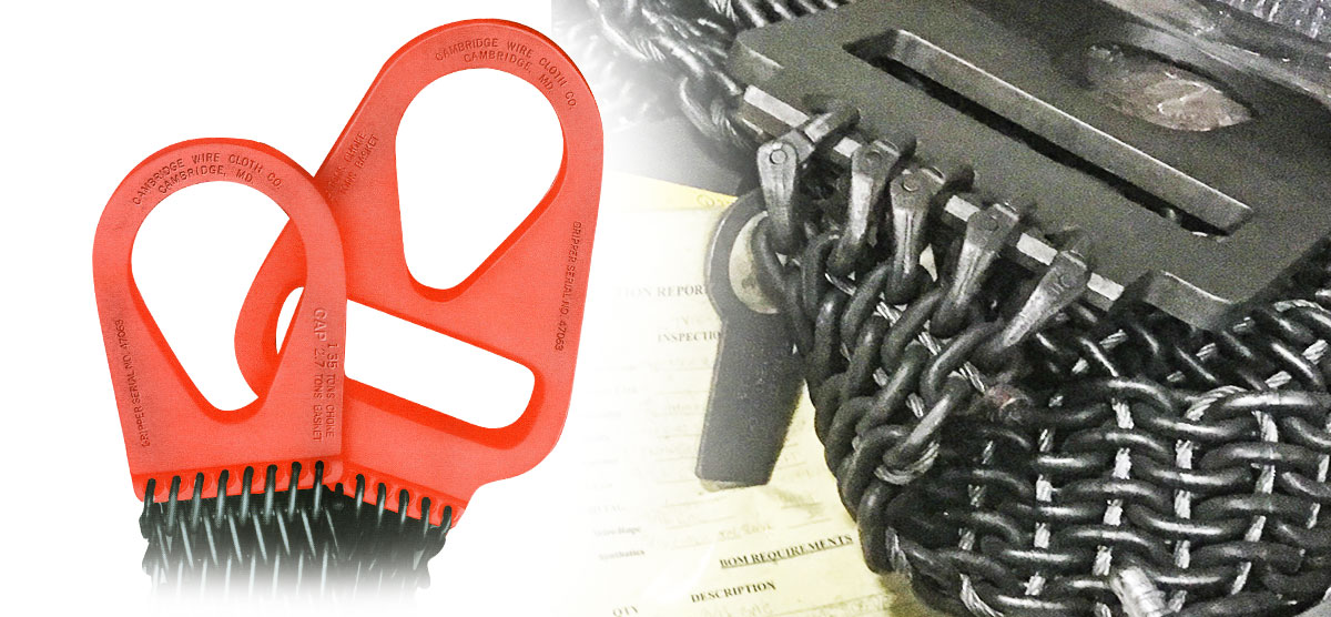 Metal Mesh Sling Inspection ID Tag Requirements