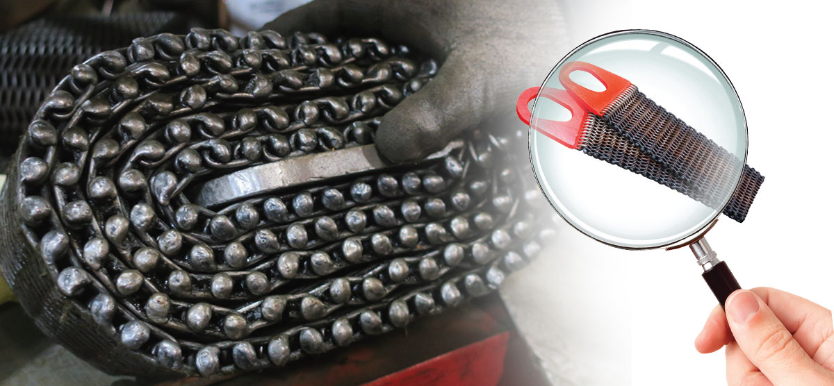 Who Performs Metal Mesh Sling Inspection