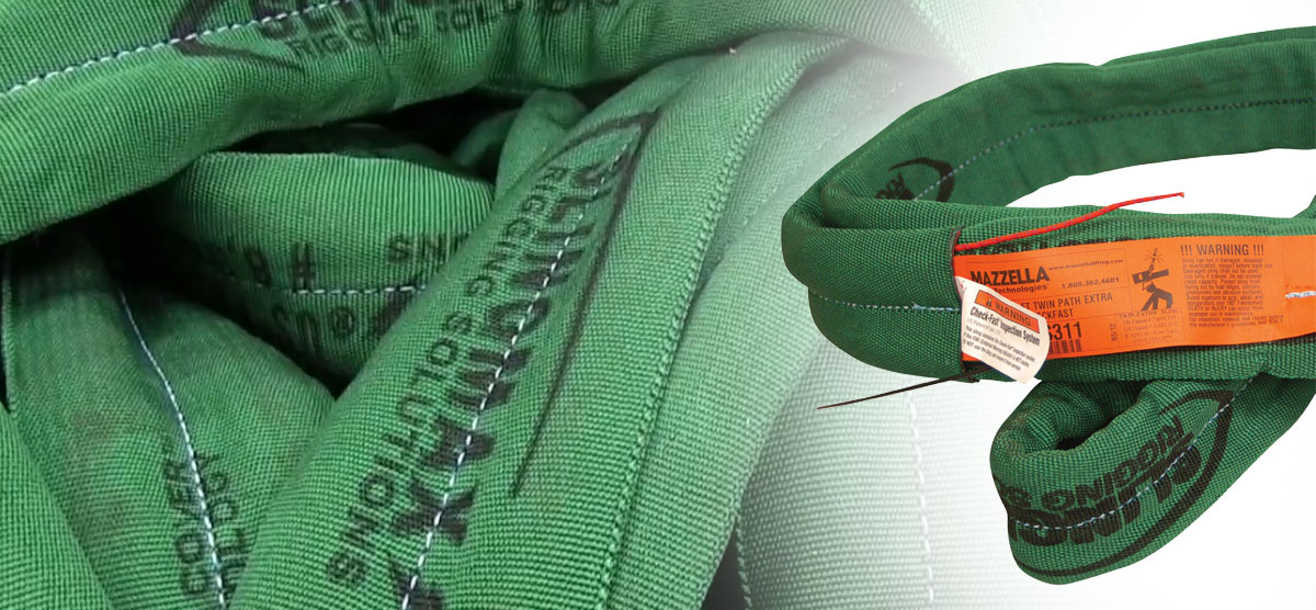 Synthetic High Performance Roundsling Maintenance