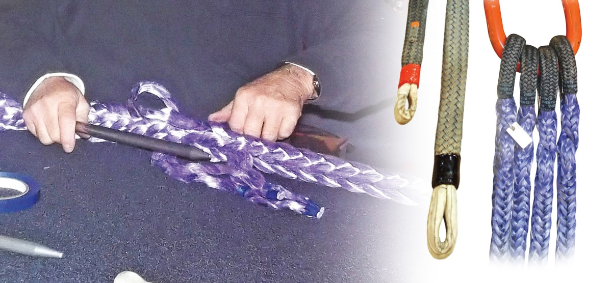 Synthetic Rope Sling Basic Inspection Criteria