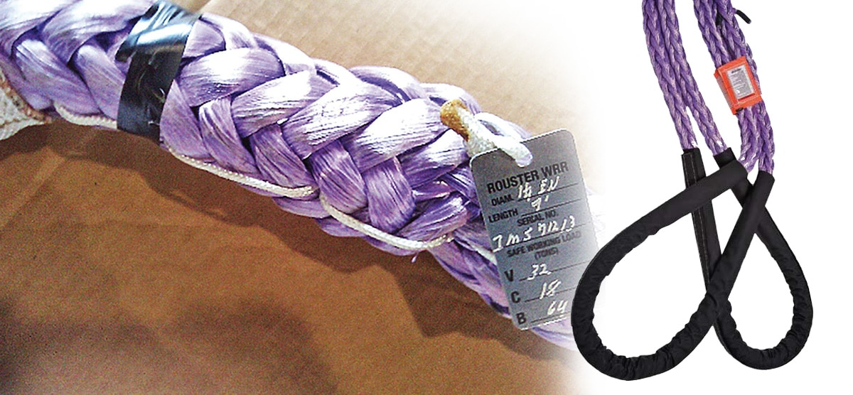 Synthetic Rope Slings ID Tag Requirements
