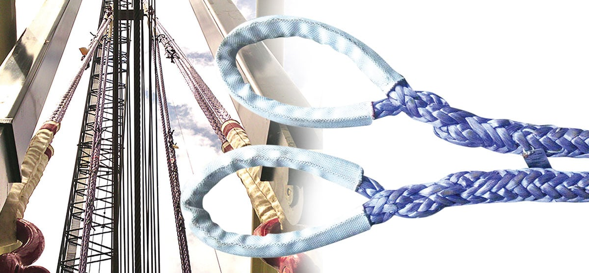 Synthetic Rope Slings Maintenance