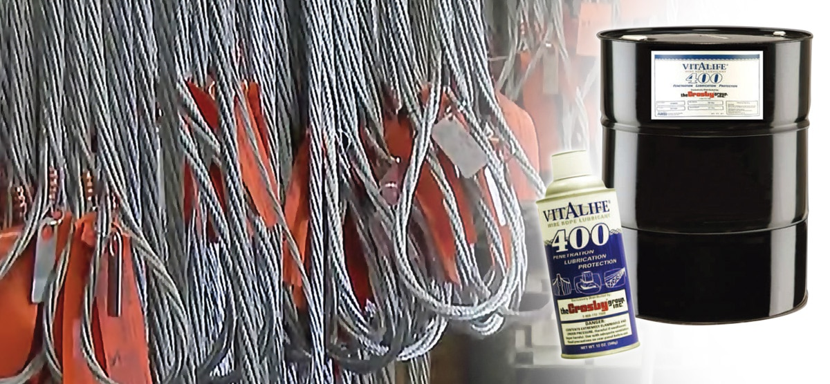 Wire Rope Sling Inspection Maintenance