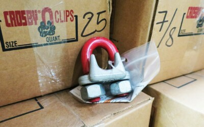 Wire Rope Clips: A Look at Different Types, Installation, and Common Mistakes