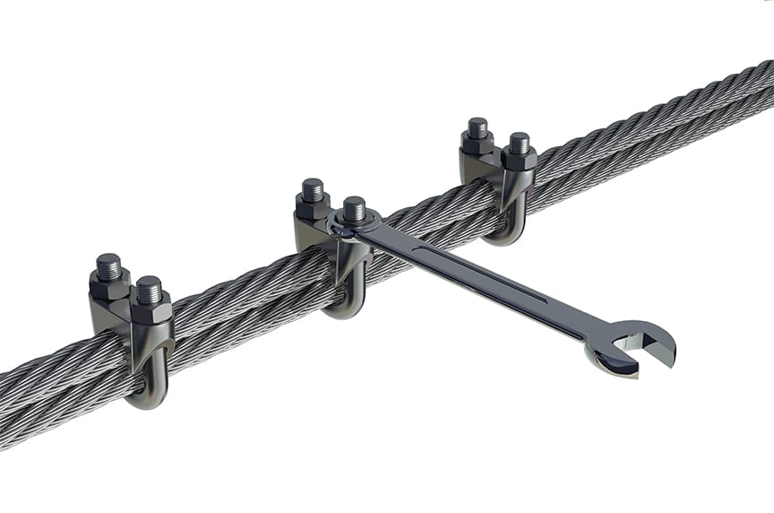 Article Wire Rope Clips: Torque