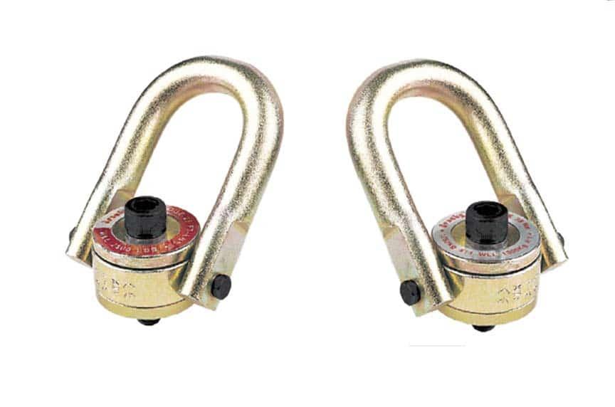 Eye Bolts vs. Swivel Hoist Rings: Swivel Hoist Rings