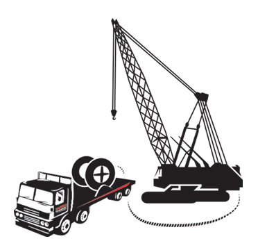 High Performance Crane Rope Services & Solutions: Illustration
