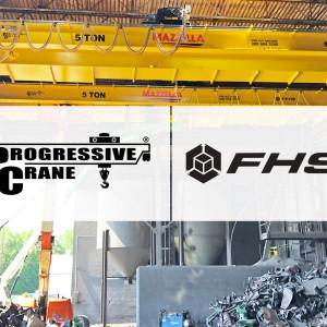 Overhead Cranes & Material Handling