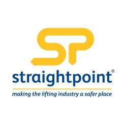 straight point logo