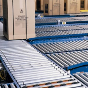 Line Shaft Conveyor Systems