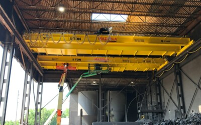 Overhead Cranes: From Top To Bottom: Featured
