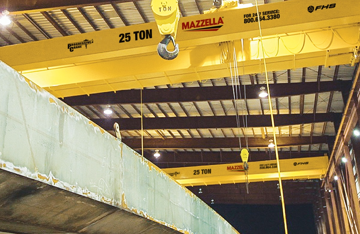 Top 10 Reasons to Consider Financing Your Overhead Crane Equipment: Section 7
