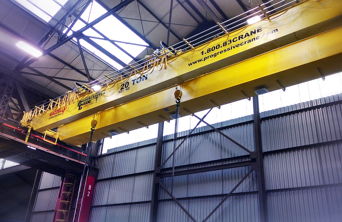Overhead Crane Installation Procedures: From Conception to Completion: Section 8