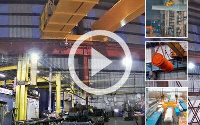 6 Signs It's Time To Upgrade Or Modernize Your Overhead Crane Equipment: Video