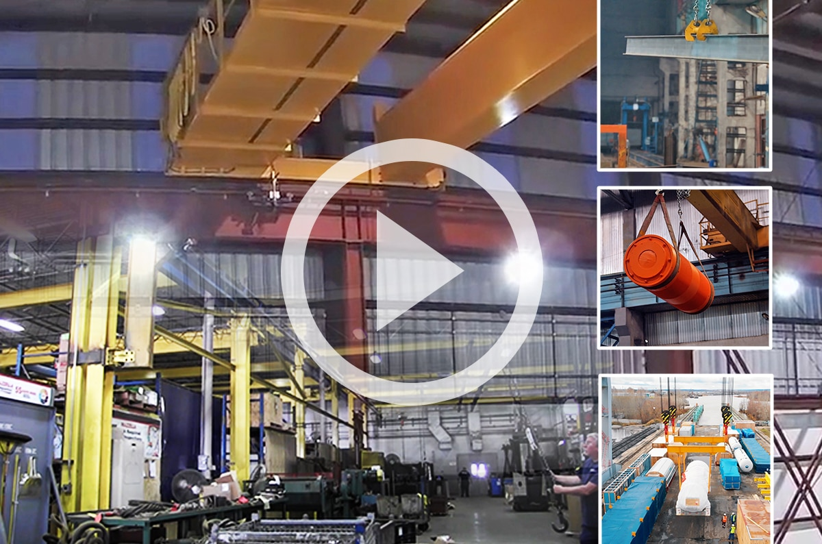 6 Signs It's Time to Upgrade or Modernize Your Overhead Crane Equipment
