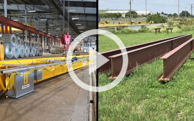 New Vs. Used Overhead Cranes: Which Is Best For Your Business: Video