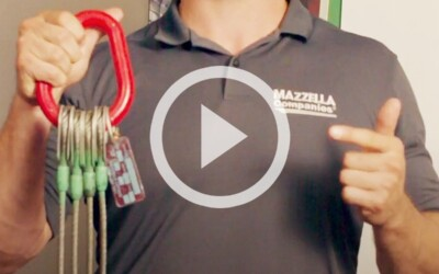 What Is Good Wire Rope To Shackle Ratio To Prevent Damage: Video