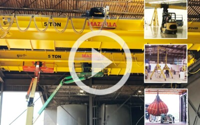What You Need To Know Before Buying An Overhead Crane System: Video