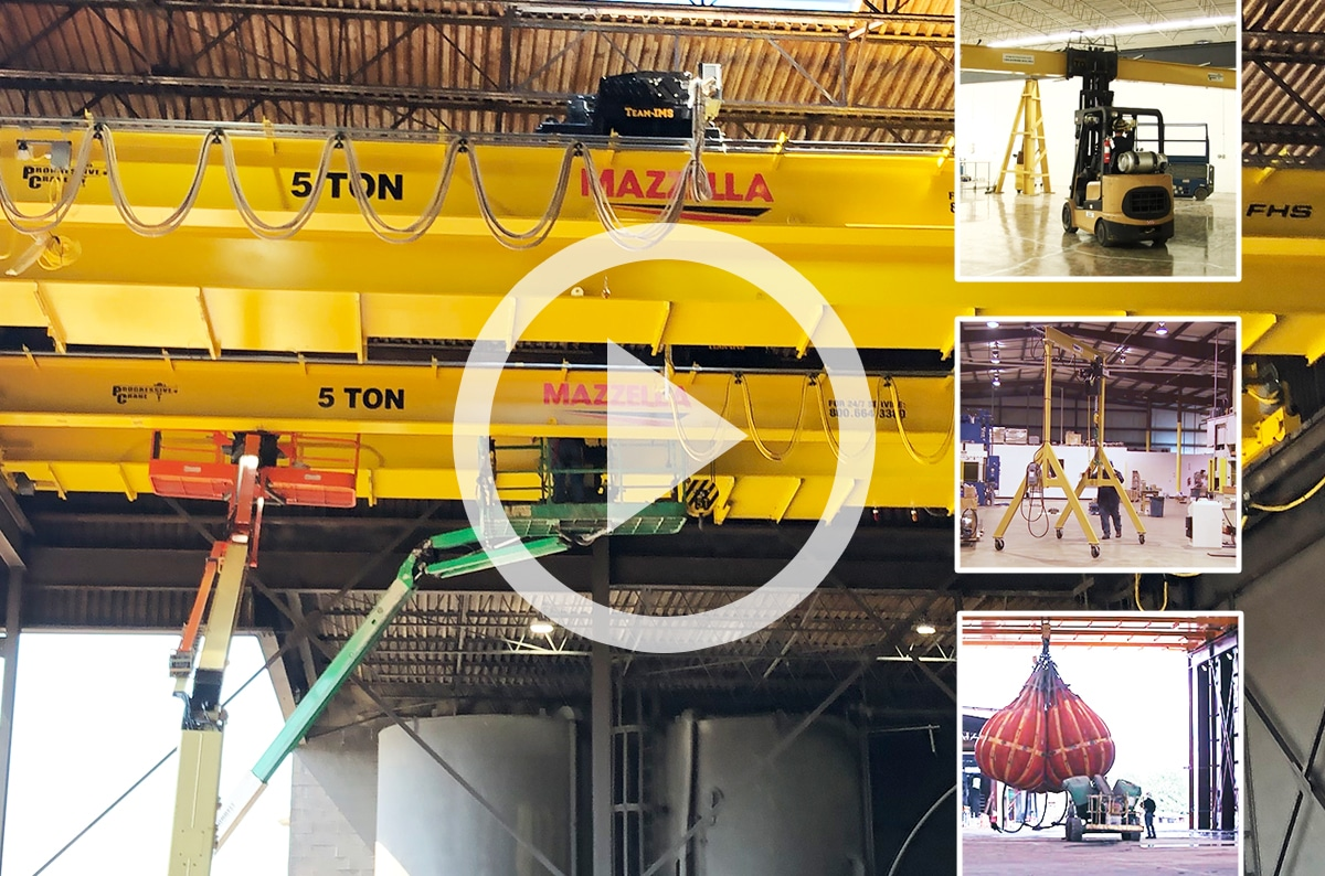 What You Should Know Before Buying an Overhead Crane System