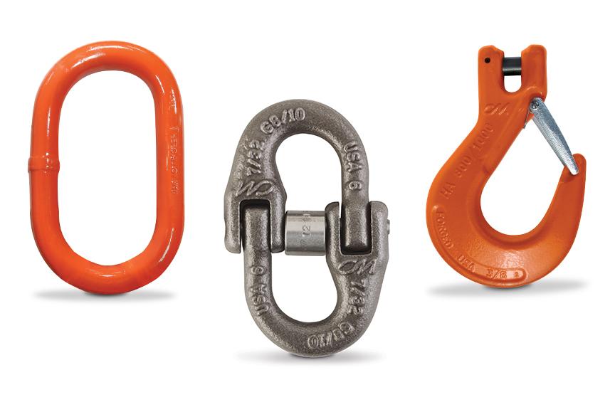 Welded Vs. Mechanical Chain Slings: Accessories