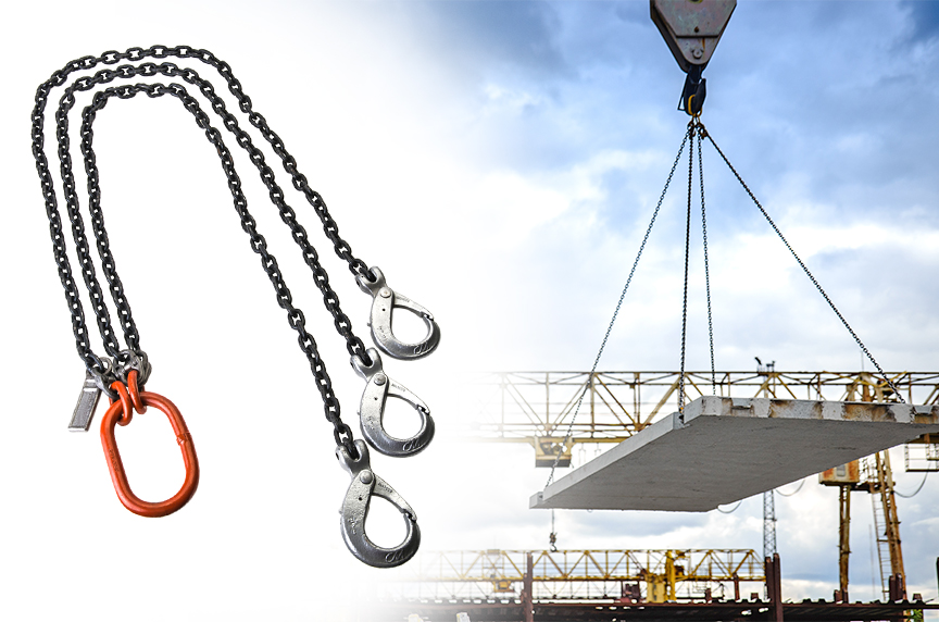 Welded Vs. Mechanical Chain Slings: Mechanical Pros and Cons