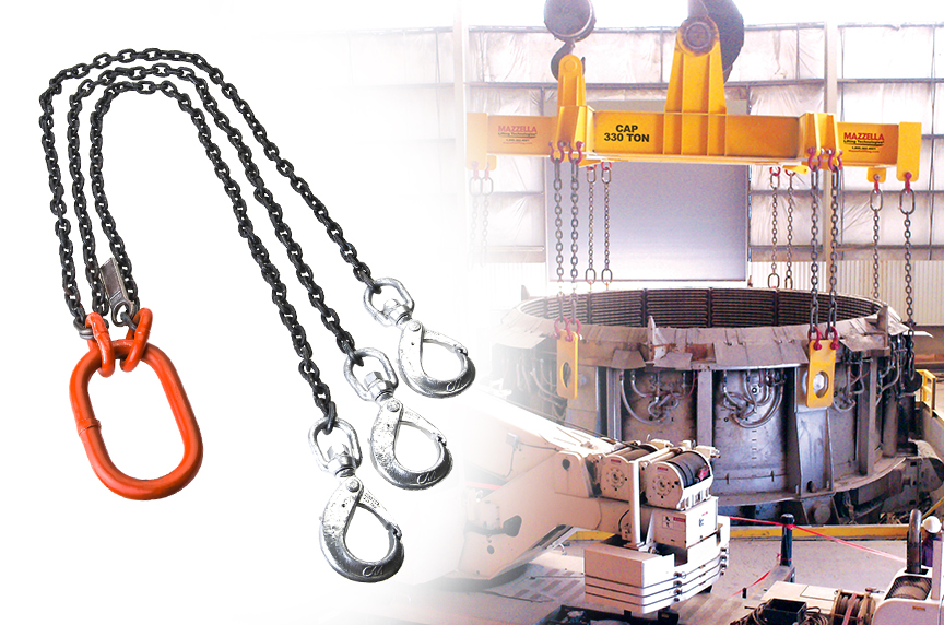 Welded Vs. Mechanical Chain Slings: Welded Pros and Cons