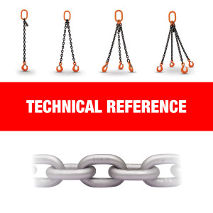 CM Herc-Alloy 1000 Chain System: Care, Use, and Inspection