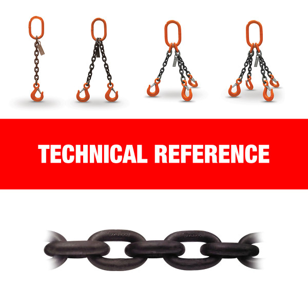 CM Herc-Alloy 800 Chain System: Care, Use, and Inspection