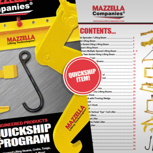Below-the-Hook Quickship Items