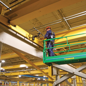 Overhead Crane & Hoist Repairs