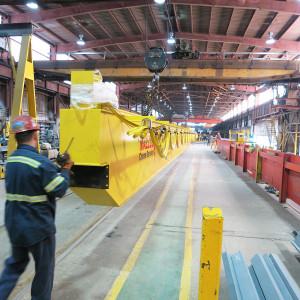 Overhead Crane Refurbishing