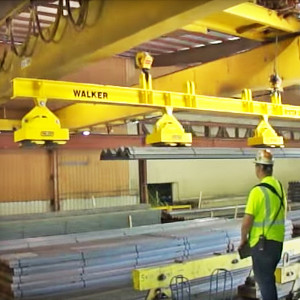 Live Roller Conveyor System