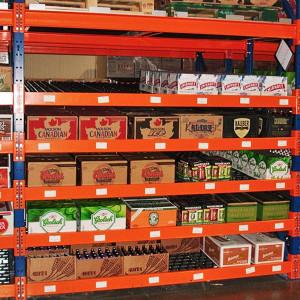Pallet Racking, Storage Racking and Conveyor Systems in Florida: Carton Flow Rack