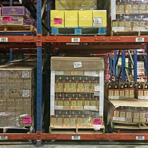 Pallet Racking, Storage Racking and Conveyor Systems in Florida: Push Back Pallet Racking